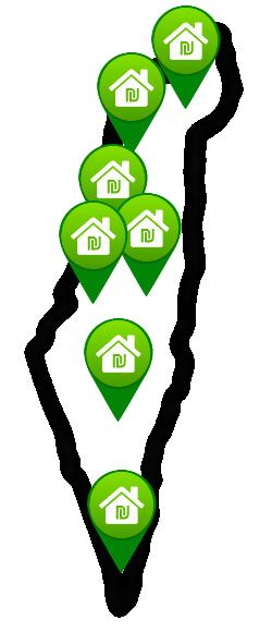 יועצי משכנתאות מומלצים לפי אזור ועיר [בישראל]